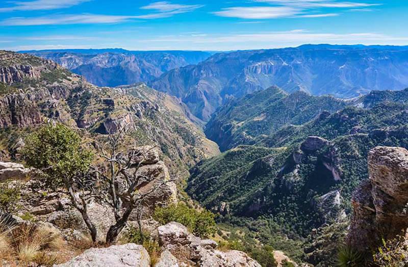 زیبا ترین دره های جهان