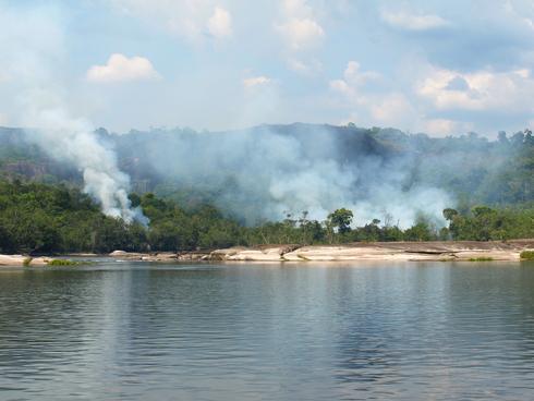 خطرناک ترین رودخانه های جهان