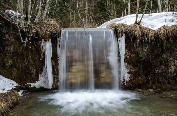آبشار Geroldsauer
