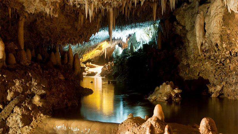 بزرگترین غارهای جهان