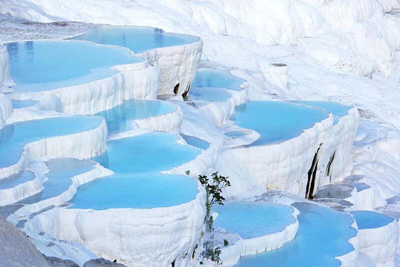 معروف ترین چشمه ها در جهان